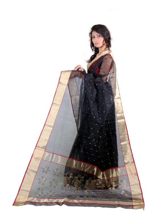 Fashionable chanderi sarees